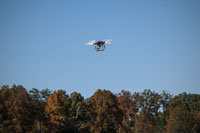 Drone services are included with all packages.